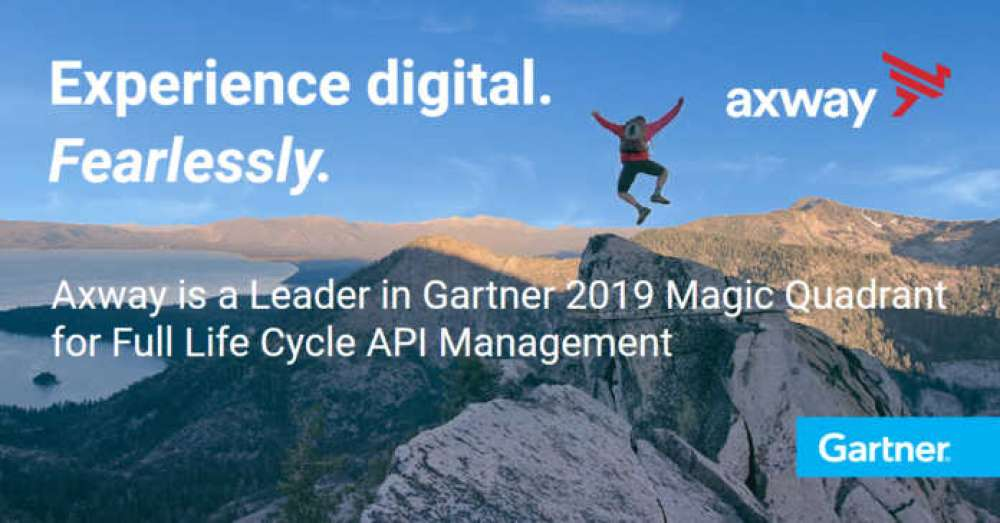 What Does IT Mean to Be A Leader in Gartner 2019 Magic Quadrant for API Full Life Cycle Management?
