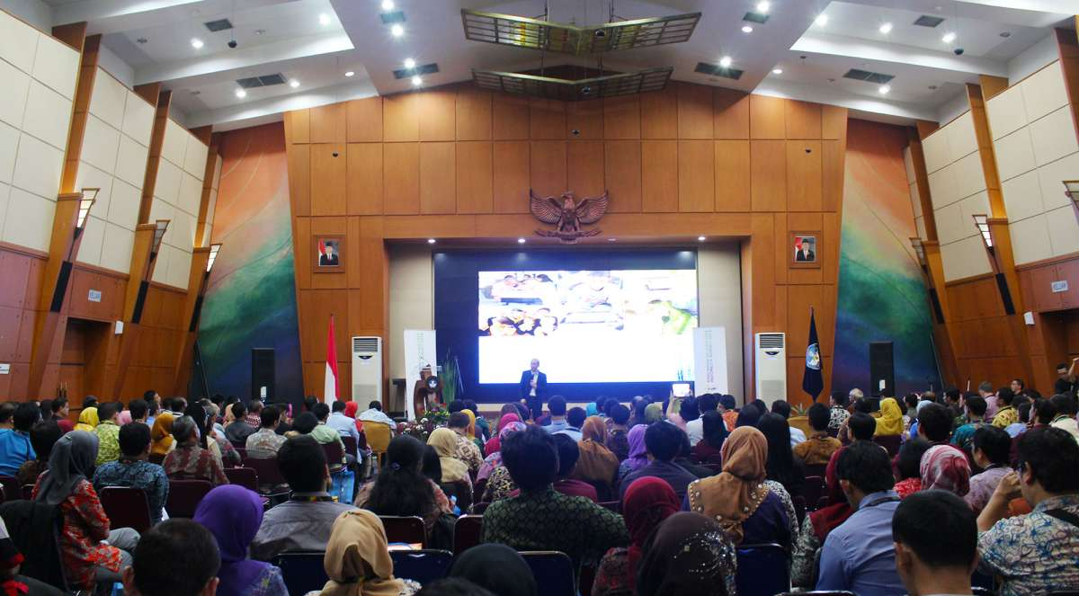 Education Technology Indonesia Summit 2015