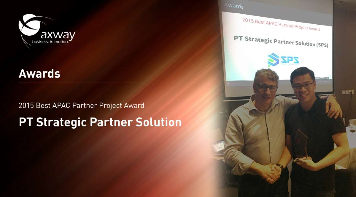 Kiwi Consultancy Scores Partner Award at Inaugural Axway Asia Pacific Partner Summit