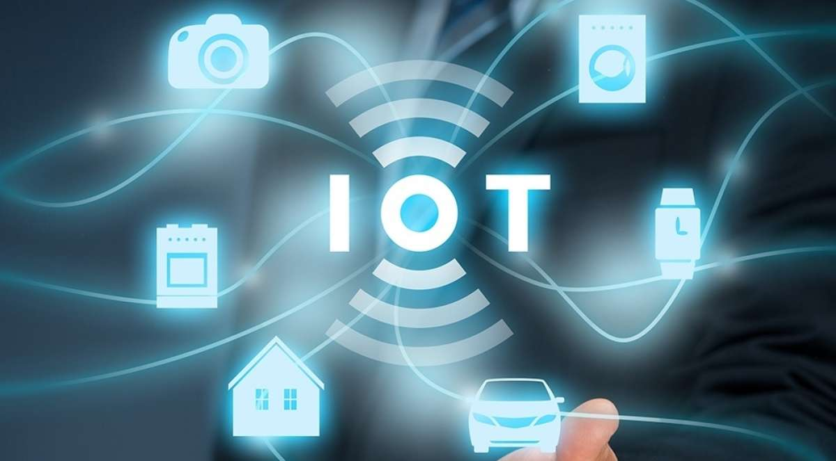 Cara Kerja Konsep Internet of Things