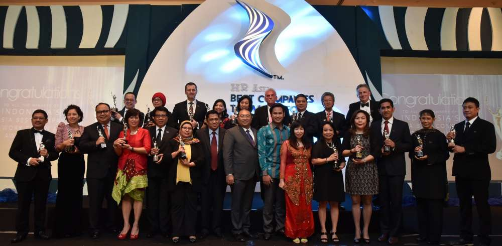 Indonesia's Best Companies to Work for in Asia