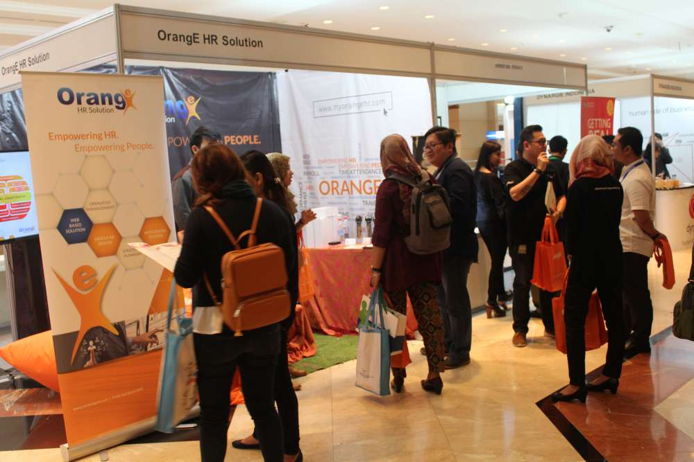 Orange HR Solution at HR Expo 2016