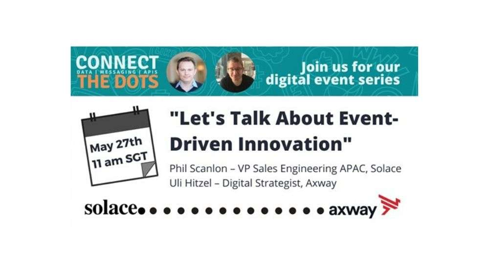 "Webinar ""Let's Talk About Event-Driven Innovation"""